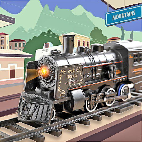 Ретро поезда