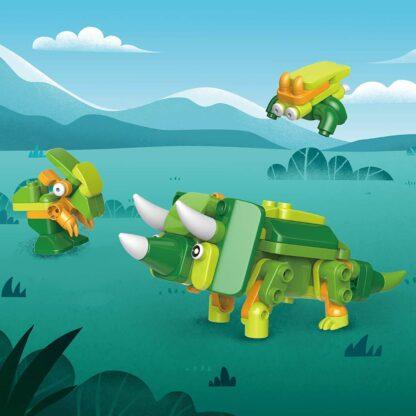Конструктор Botzees Динозавры