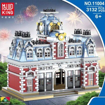 Конструктор Mould King 11004