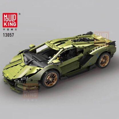 Конструктор Mould King 13057D