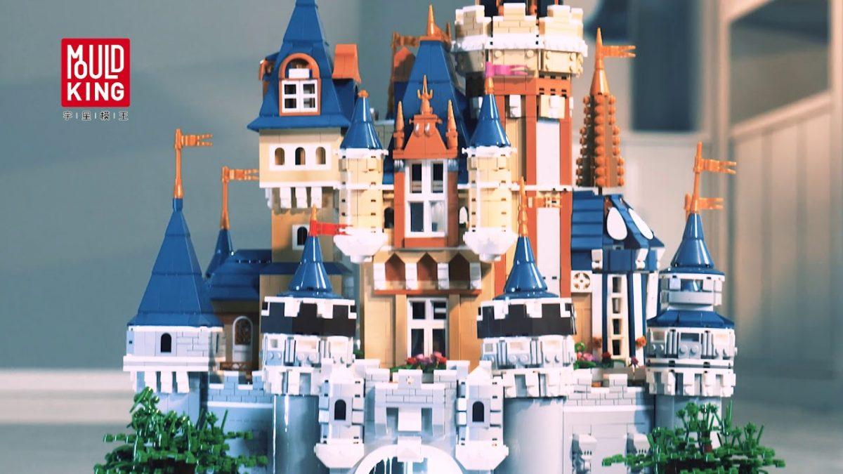 Конструктор MOULD KING 13132 Замок у Діснеї