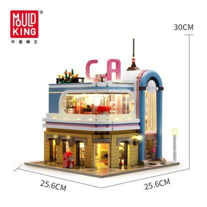 Конструктор Mould King 16001