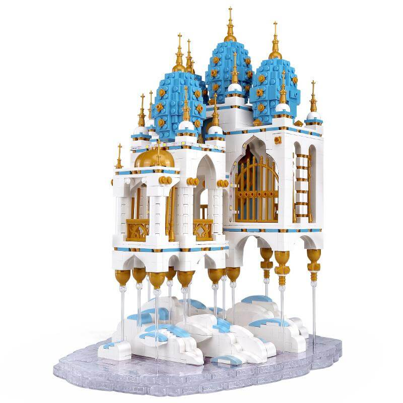 Конструктор MOULD KING 16015 Літаючий небесний замок
