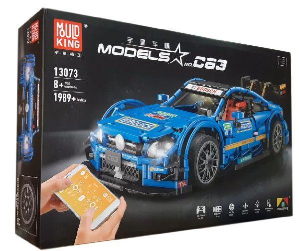 """Конструктор MOULD KING 13073 """"Mercedes Benz C63″ на радіоуправлінні"""""""