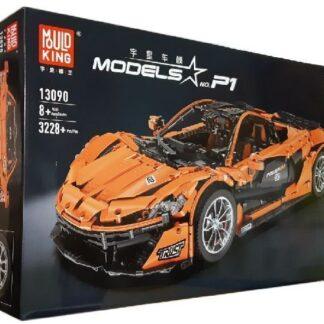 Купить конструктор MOULD KING 13090 d «McLaren P1» (Гиперкар Макларен)