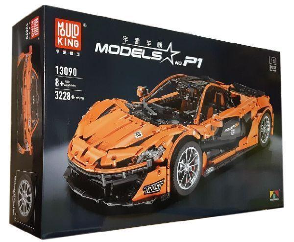 Конструктор MOULD KING 13090 «Гіперкар «McLaren P1»