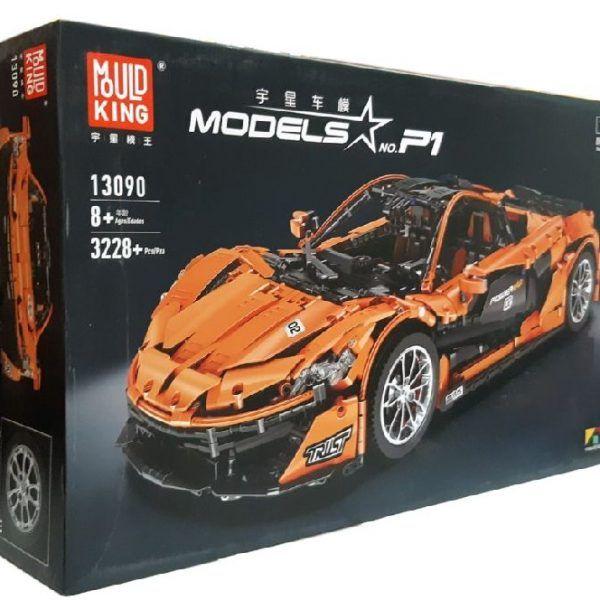 Конструктор MOULD KING 13090D «Гіперкар «McLaren P1», на дистанційному управлінні