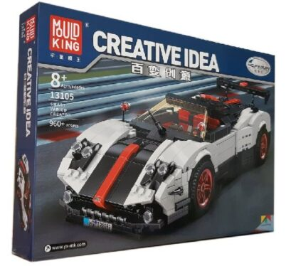 "Конструктор ""Спортивний автомобіль «Pagani Zonda Cinque"" MOULD KING Creative Idea 13105"