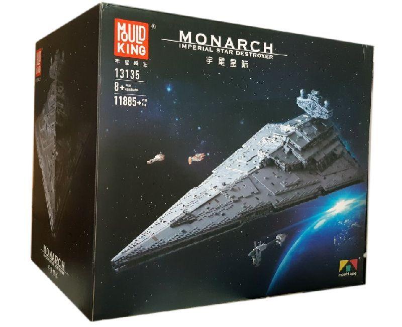 """Конструктор Mould King Star Wars 13135 """"Имперский звездный разрушитель Монарх"""""""