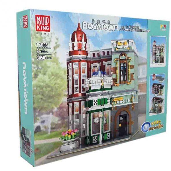 Конструктор MOULD KING 16005 Антикварный магазин