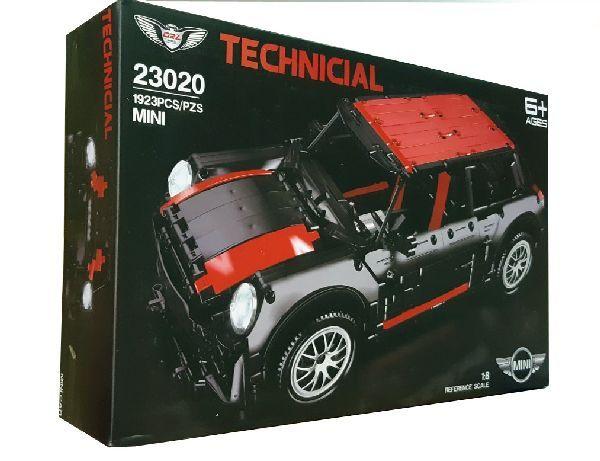 Конструктор QIZHILE 23020Technic Creator MINI Cooper (Міні Куппер)