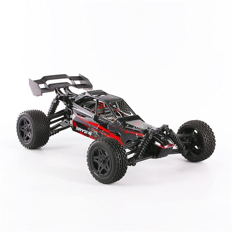HAIBOXING 12811B «Пустельний баггі», автомобіль RC Car RTR, червоний