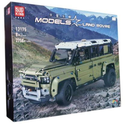 "Конструктор ""Ленд Ровер""Land Rover Defender Long"" MOULD KING 13175"