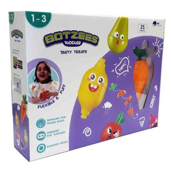 Botzees ToDDLER – Tasty treats 18007, (Ботзі Малюк – смачні частування)