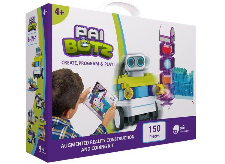 У продажу з'явилися Botzees – роботи-конструктори для найменших