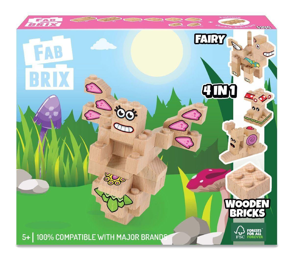 Конструктор FabBRIX JG 1810 Fairy (Казкові герої)