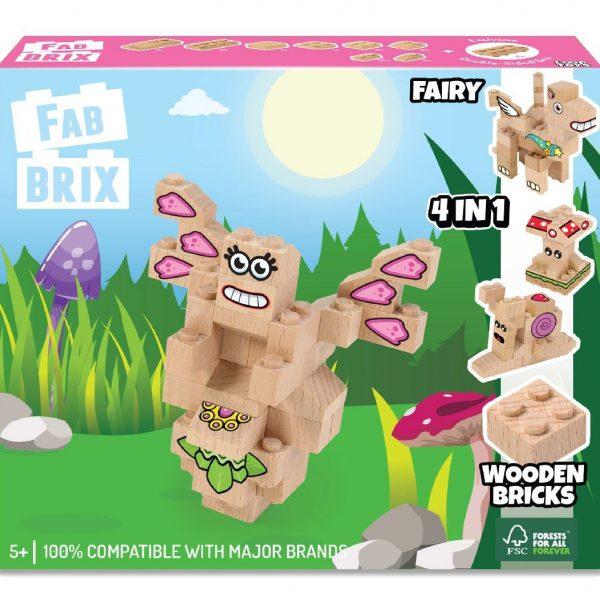 Конструктор FabBRIX JG 1810 Fairy (Сказочные герои)