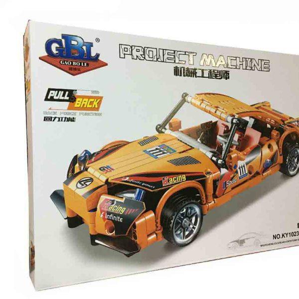 Конструктор Kazi 1023 Гоночний автомобіль