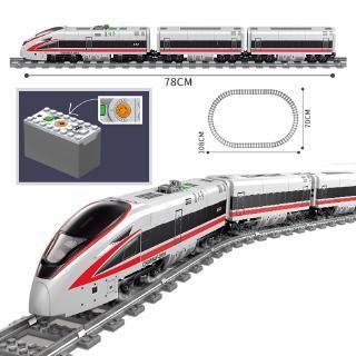 Конструктор Kazi 98229 «Швидкісний пасажирський поїзд»