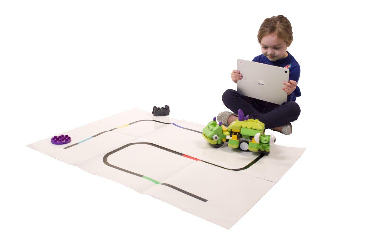 Botzees Storytelling обучающий конструктор с STEM технологией для детишек от 4 лет