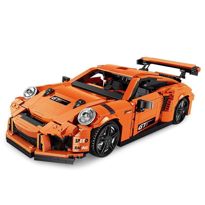 Конструктор MOULD KING 13129 Porsche GT3 RS