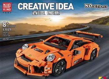 Конструктор MOULD KING 13129 Porsche GT3 RS