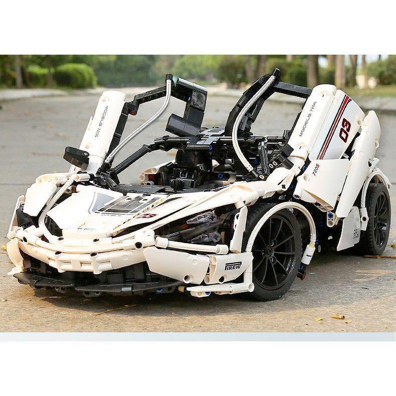 Конструктор MOULD KING 13145D «McLaren P1 720S» на дистанційному управлінні