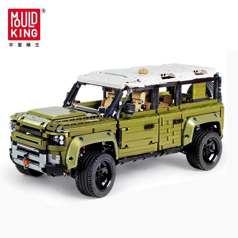 Конструктор MOULD KING 13175 Land Rover Defender Long