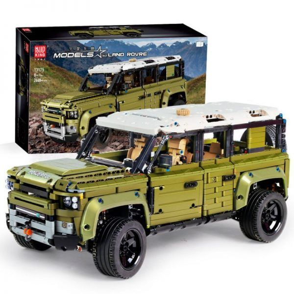 Конструктор MOULD KING 13175 Land Rover Defender Long