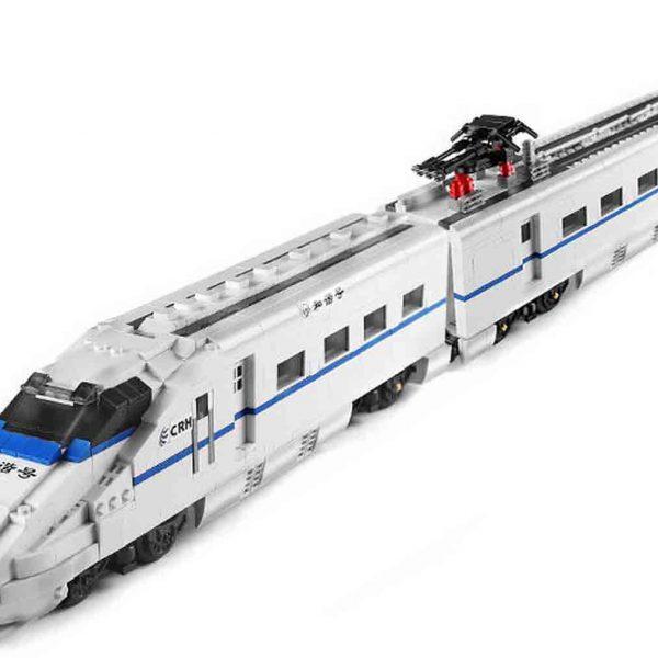 Конструктор MOULD KING 12002 «Швидкісний потяг CRH2»