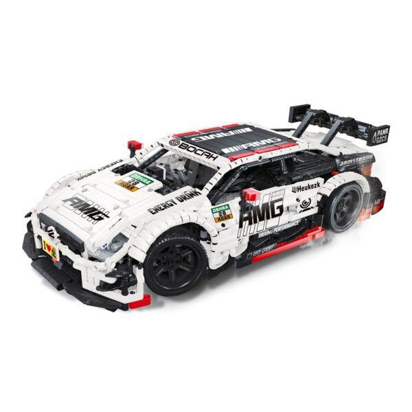 QIZHILE 23012 автомобиль QIZHILE 23012 Mercedes-Benz AMG C63 DTM White 1:10