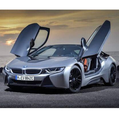 """BMW I8"" Радіоуправляєма машинка Rastar 71070"