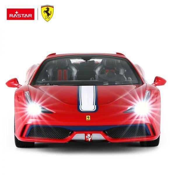 "Rastar 74560 Радіоуправляєма машина ""Ferrari 458 Vermelho Scale"""