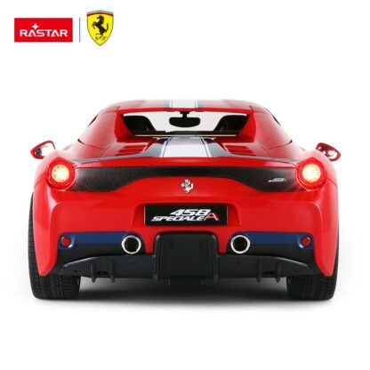 """Ferrari 458 Vermelho Scale"" на дистанционном управлении Rastar 74560"