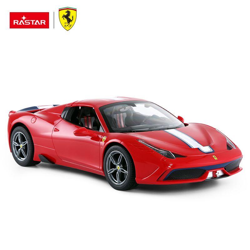 Rastar 74560 Радіокерований автомобіль Ferrari 458 Vermelho Scale