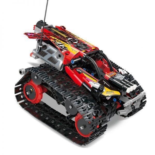 Конструктор MOULD KING 13036 «Швидкісний позашляховик»