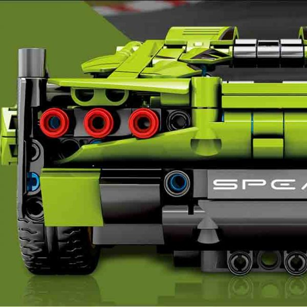 Конструктор  Mold King 10011 Гіперкар Lamborghini Sian