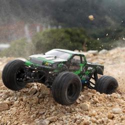 Радиоуправляемый внедорожник HAIBOXING Monster Truck-RAMPAGE