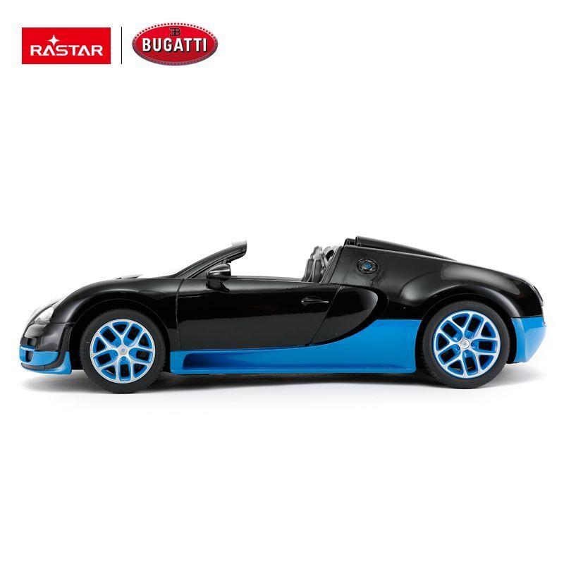 Rastar 70460 Спортивный автомобиль Bugatti Grand Sport Vitessei