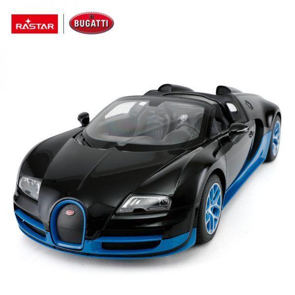 "Rastar 70460 Радиоуправляемая машинка ""Bugatti Grand Sport Veyron"""
