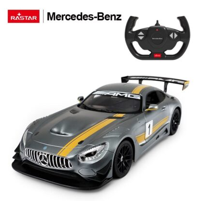 """Радиоуправляемая машинка """"Mercedes AMG"""" Rastar 74160"""