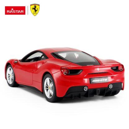 """Радиоуправляемая машинка""""Ferrari 488 GTB Amarelo Escala"""" Rastar 75600"""