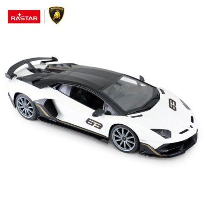 """Машинка на дистанционном управлении """"Lamborghini Aventador SVJ"""" Rastar 96010"""