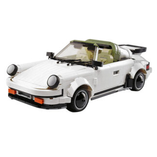 "Конструктор ""Порше 911 White Porsche"" Спортивний автомобіль Mould Kung 13103"