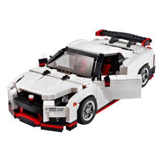 Конструктор «Спортивный автомобиль «Nissan GTR» MOULD KING Creative Idea 13104