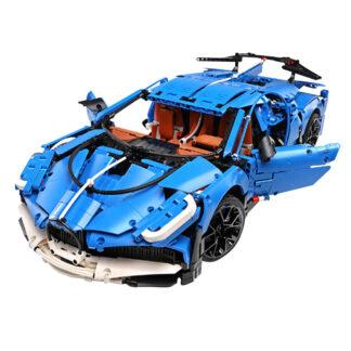 Конструктор «Bugatti Divo» спортивний автомобіль MOULD KING 13125