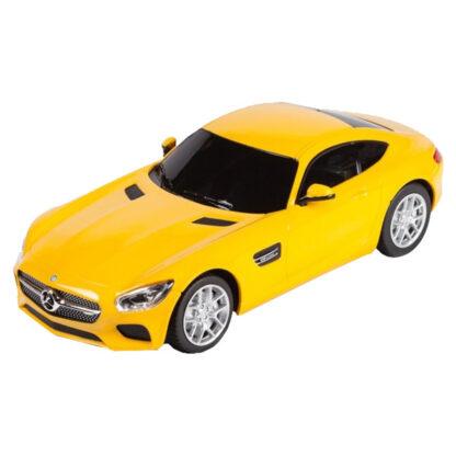 Машинка на радиоуправлении Rastar 72100 Mercedes-Benz AMG GT