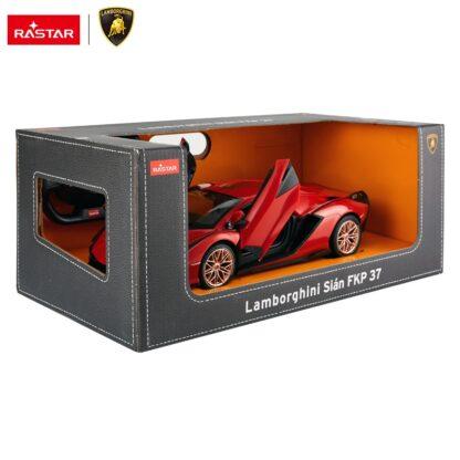 Машинка на радиоуправлении Rastar 97700 Lamborghini Sian FKP 37