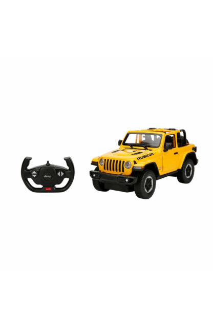 Машинка на радиоуправлении 79400 Jeep Wrangler Rubicon