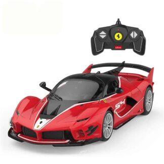 Машинка на радиоуправлении Rastar 96900 Ferrari, комплект для сборки
